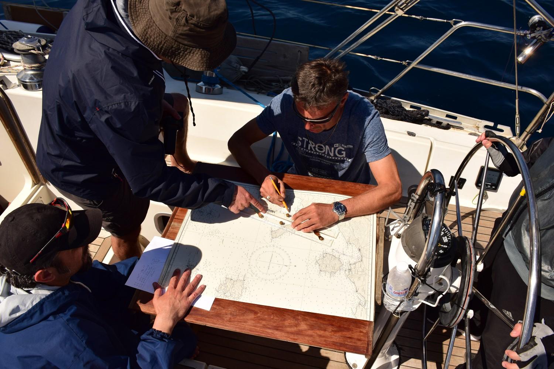 Exploring Sailing