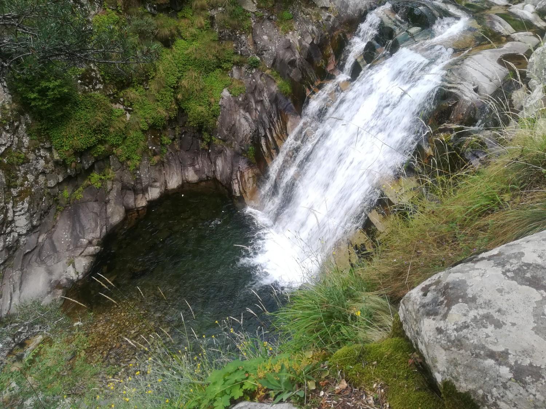 водопад Санданска бистрица