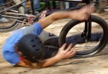 Велосипедната каска