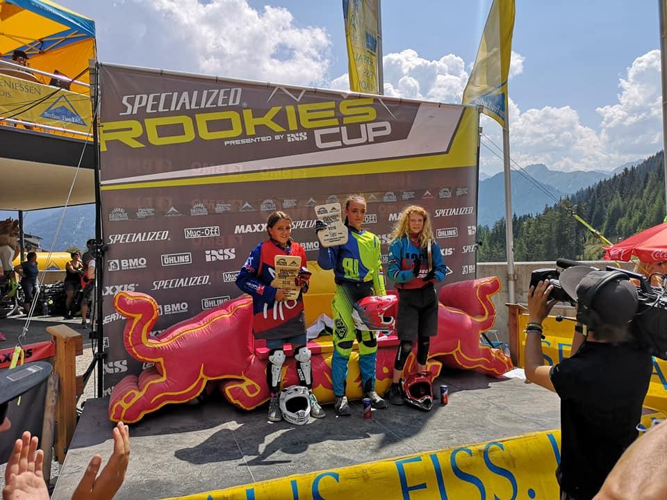 Изабела Янкова, Световен шампионат по спускане