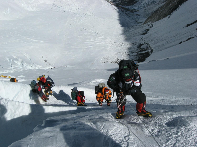 Рекорден брой изкачвания на Еверест през 2018