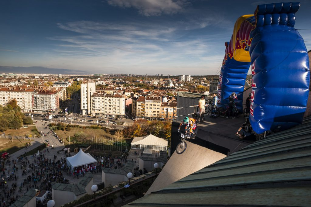Red Bull Ride the Palace