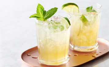 Летни напитки