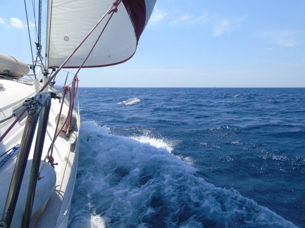 Ветроходна обиколка на о-в Тасос