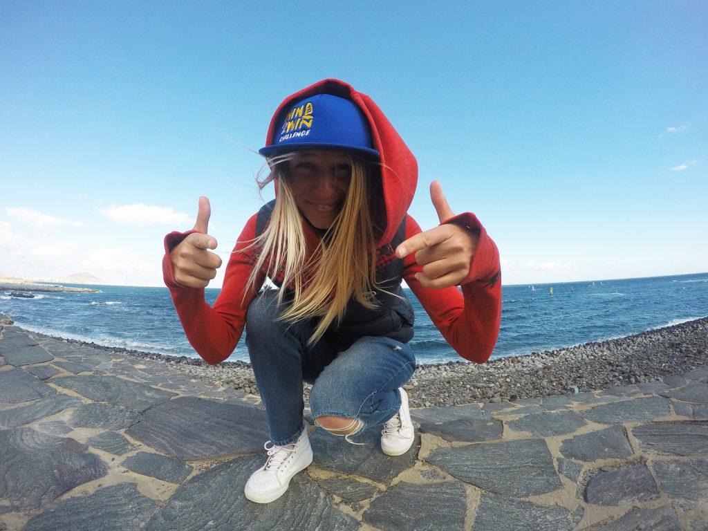 Wind2Win, Илияна Стоилова