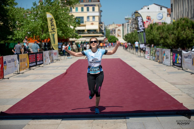 Маратон Пловдив 2019