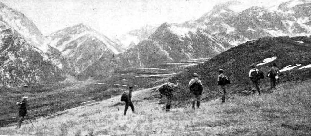 Революция в планинарската екипировка