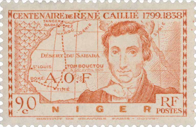 Рене Кайе - изследователят на Сахара