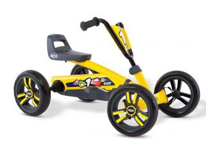 Детска количка с педали Berg Buzzy