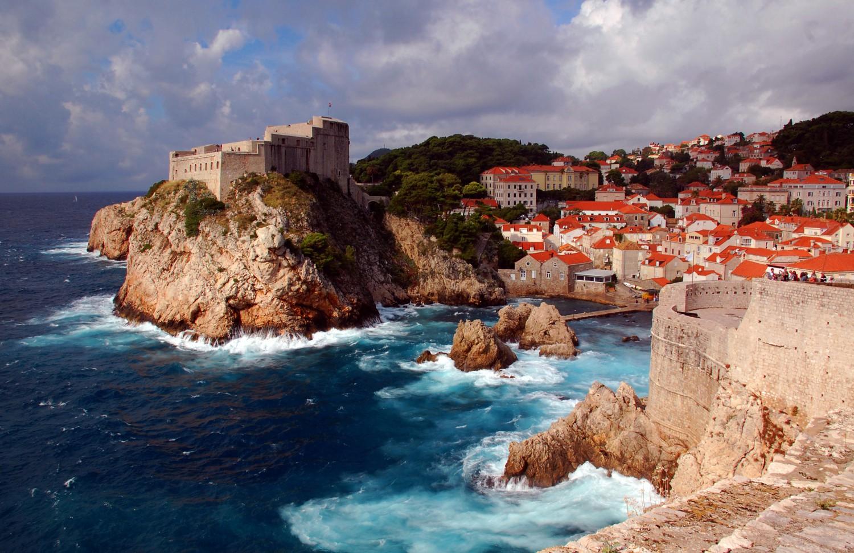 Старият град Дубровник, Хърватия