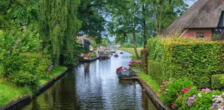 Гитхорн, Холандия