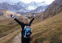 Планина, разходка