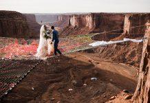 Сватба във въздуха