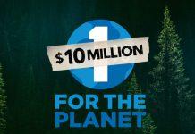 Patagonia дарява 10 милиона на планетата