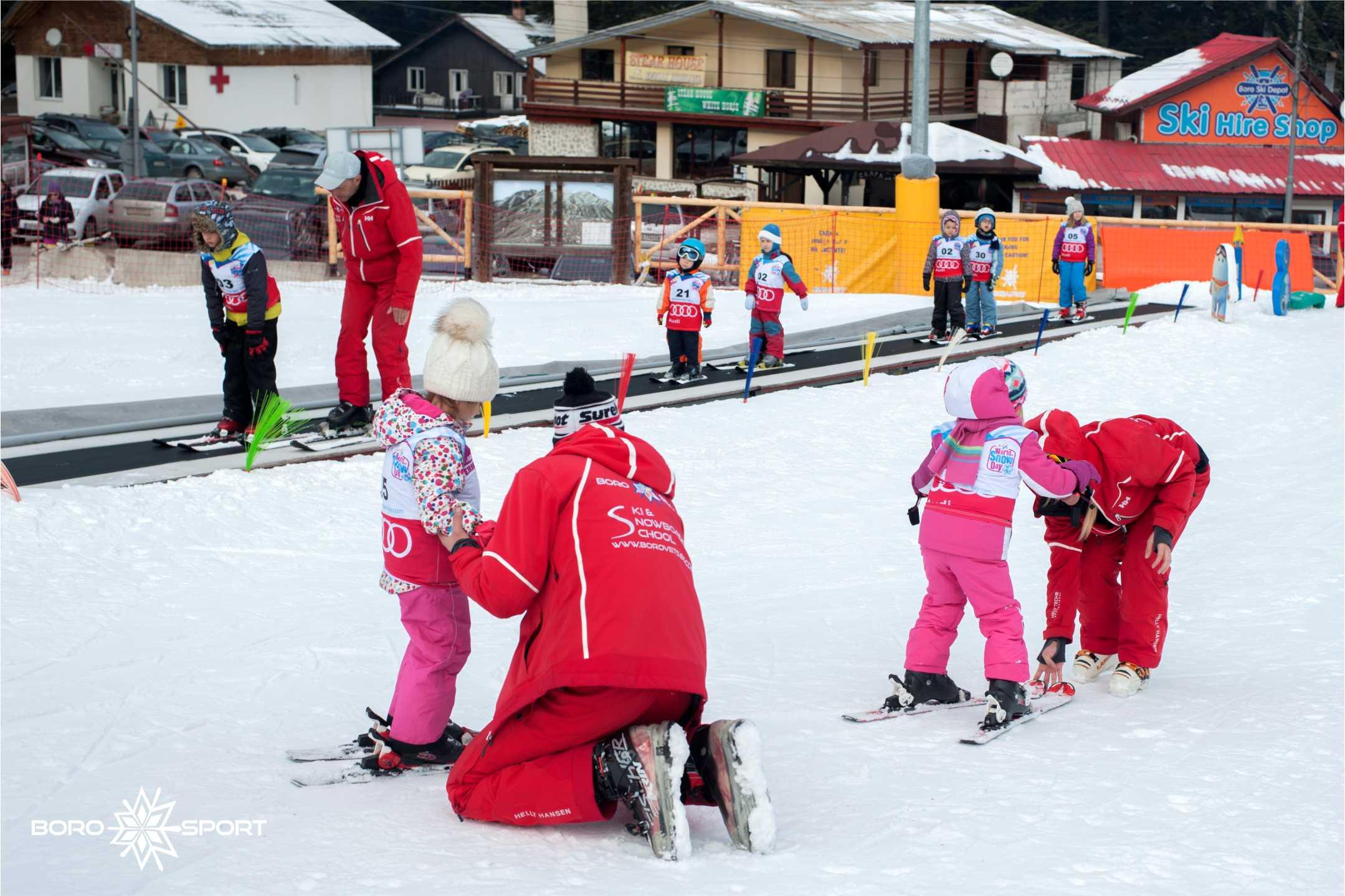 Световен ден на снега в Боровец