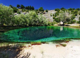 Изорът на река Цетина