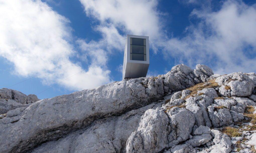 Хижата на връх Канин