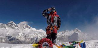 Непалец възнамерява да покори всички осемхилядника за 1 година