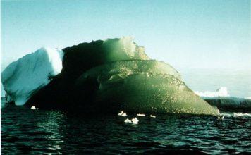 Тайната на зелените айсберги