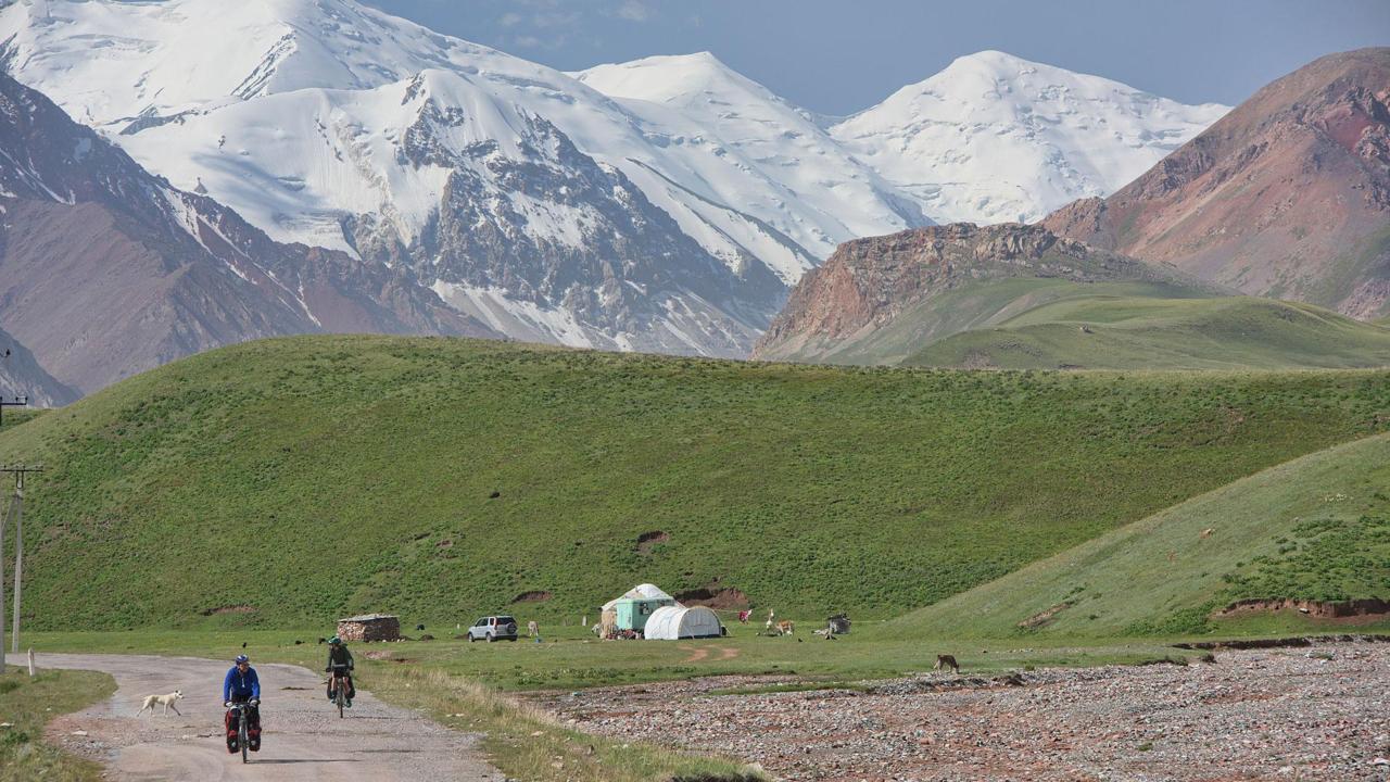 Памирската магистрала
