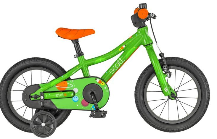 Детски велосипеди от Scott