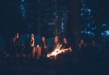 Как да си запалим огън