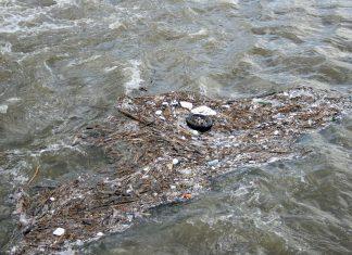 Замърсяване с пластмаса