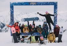 Международна среща на жените лидери в сноуборда