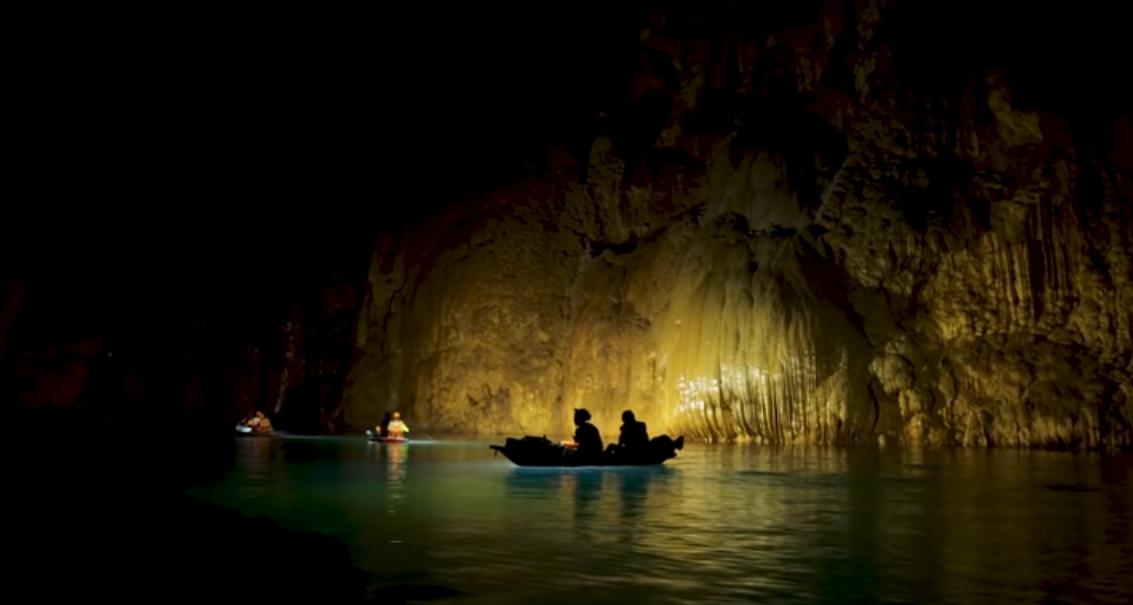 Най-голямата пещера на света