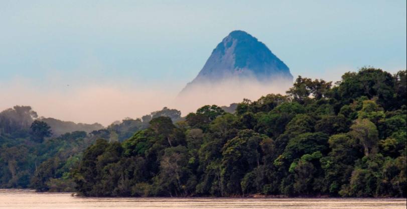 Изложба Прегръдката на Амазония