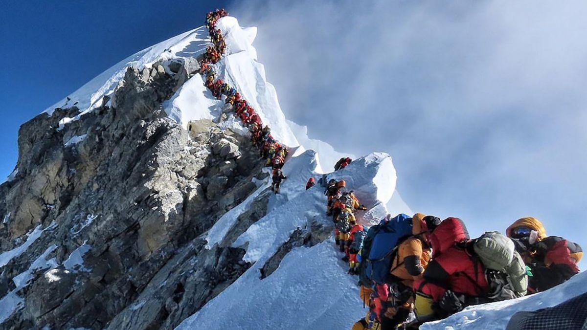 Еверест 2019
