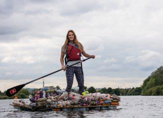 Да гребеш срещу пластмасата