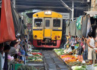 Пазар в тайланд