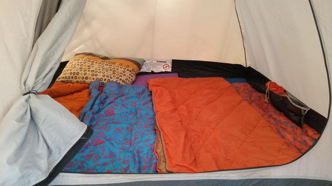 Спални чували и шалтета