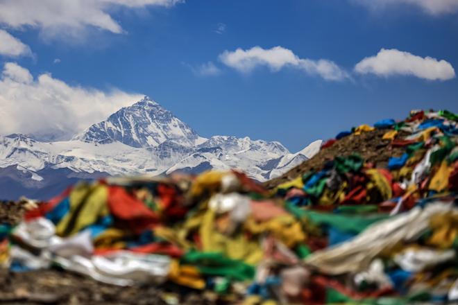 Еверест пластмаса боклук