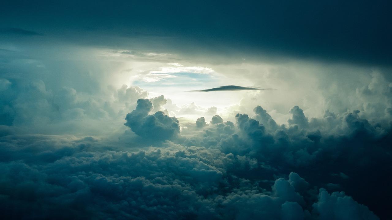 първи стъпки в метеорологията