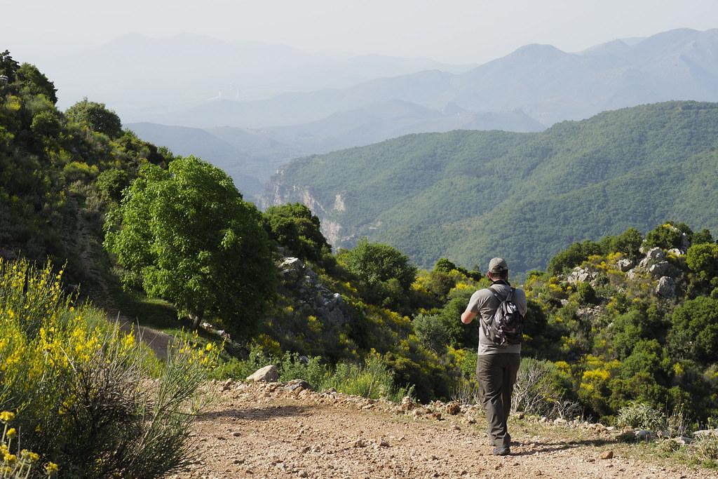 Популярни планински маршрути в Гърция