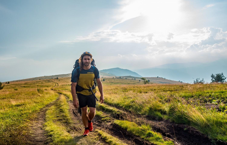 Антоан Жирар в Стара планина снимка: Теодора Величкова