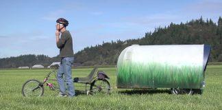 Направи си сам велосипедна каравана