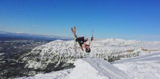 кай джоунс 12-годишен скиор