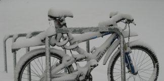 Зазимяване на велосипеда