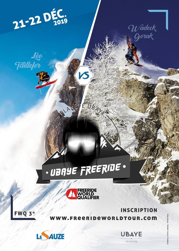 2020 Ubaye Freeride 3*