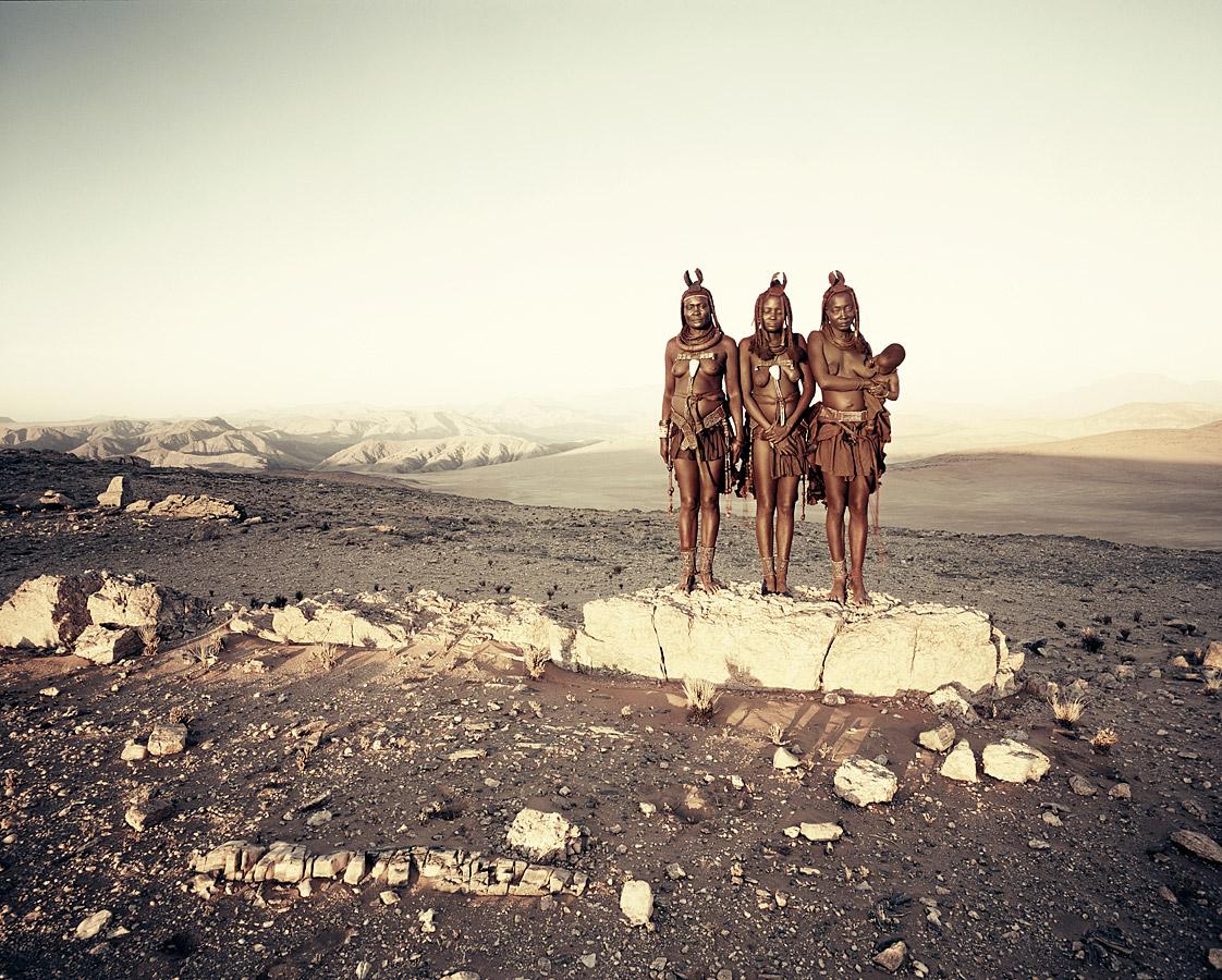 Коренни народи - племе Химба