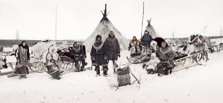 Ненети коренни народи