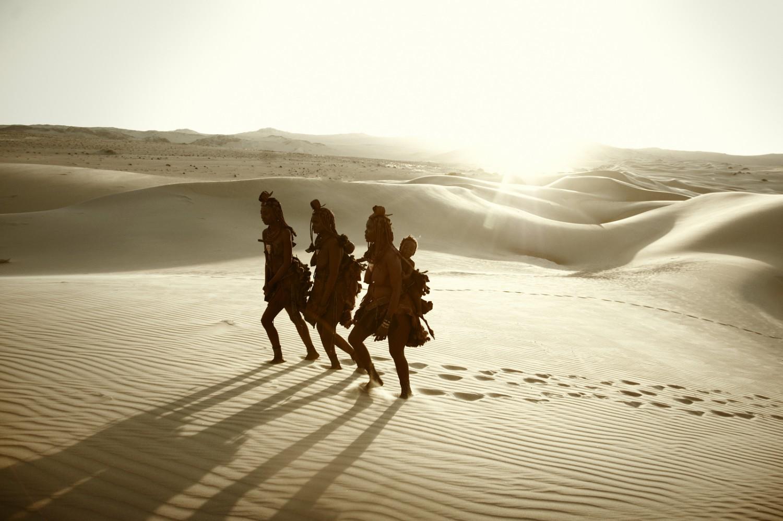 племе Химба - коренни народи