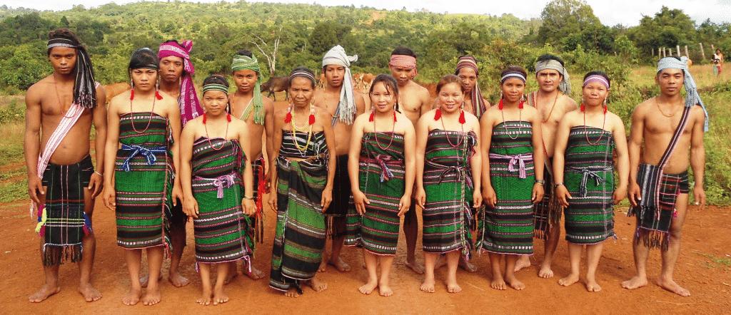 коренни народи - бунонг
