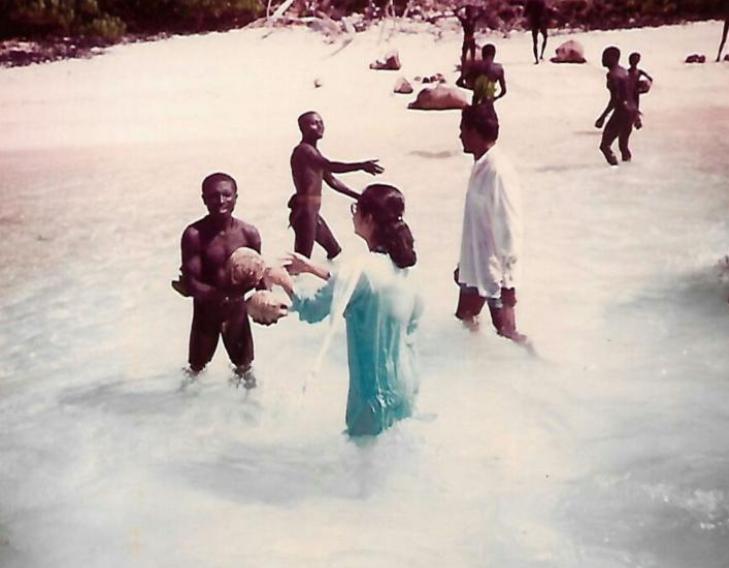 коренни народи Сентинел