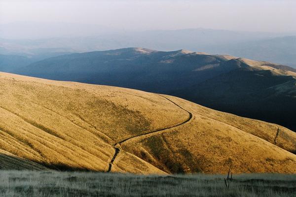 Osogovo Mountain