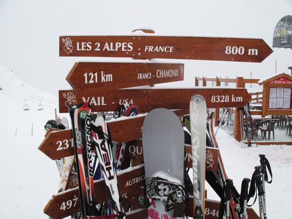 winter sports destinations