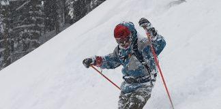 telemark ski